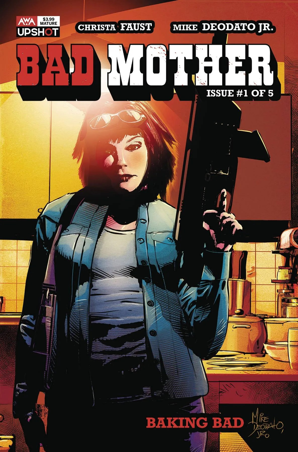EXCLUSIVE PREVIEW: Bad Mother #1   CBR