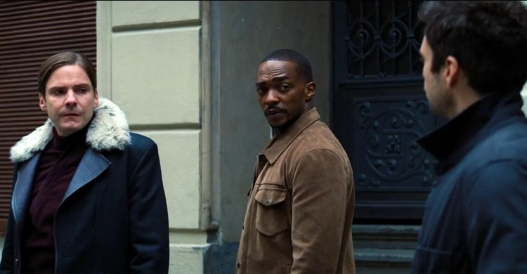 Zemo Falcon and the Winter Soldier