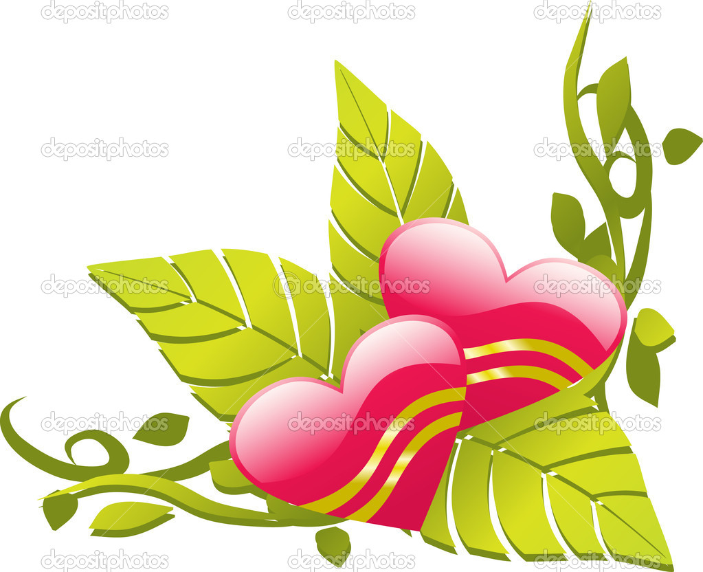 Download Love design floral corner — Stock Vector © skazka_grez ...