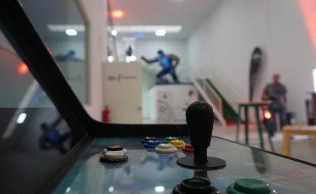 Resultado de imagen de La Fábrica del Videojuego de Málaga