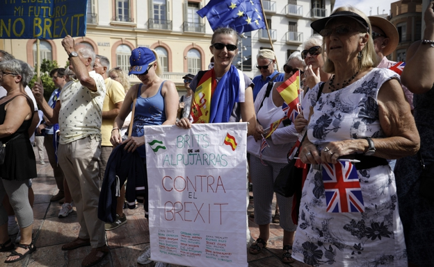 The British living in Malaga have always been against 'Brexit'