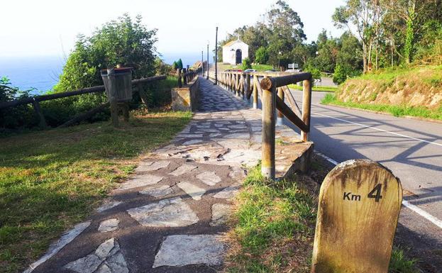 Ruta costera desde Muros de Nalón a San Esteban de Pravia