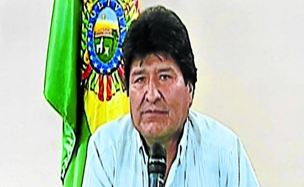 Evo Morales resigns to recover «social peace», after calling new elections