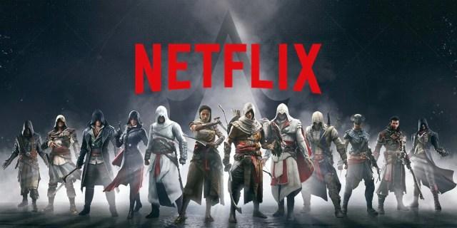 Αποτέλεσμα εικόνας για Assassin's Creed netflix