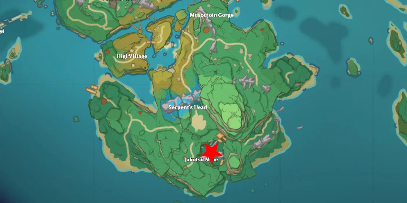 World questorobashi's legacy prologuethere is total of 4 parts in the quest, make sure to complete it to make #genshinimpact #inazuma #yashiori #stoptherain. Genshin Impact How To Search For The Ward In The Jakotsu Mine Neotizen News