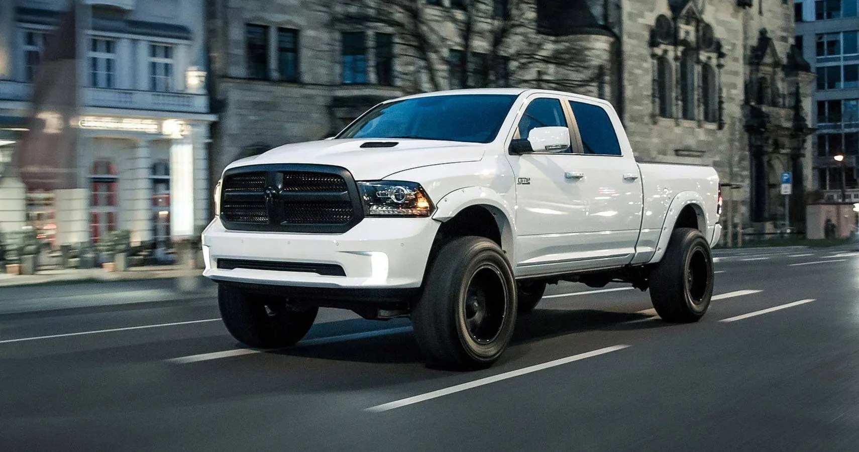 Ram 1500 Bigfoot Edition S Supercharger Lets The Truck S