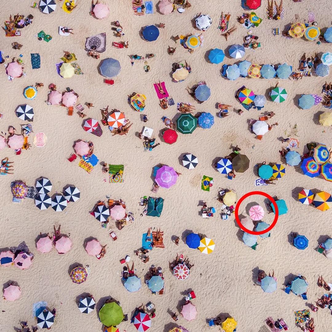 Beach Umbrella 1 Reveal