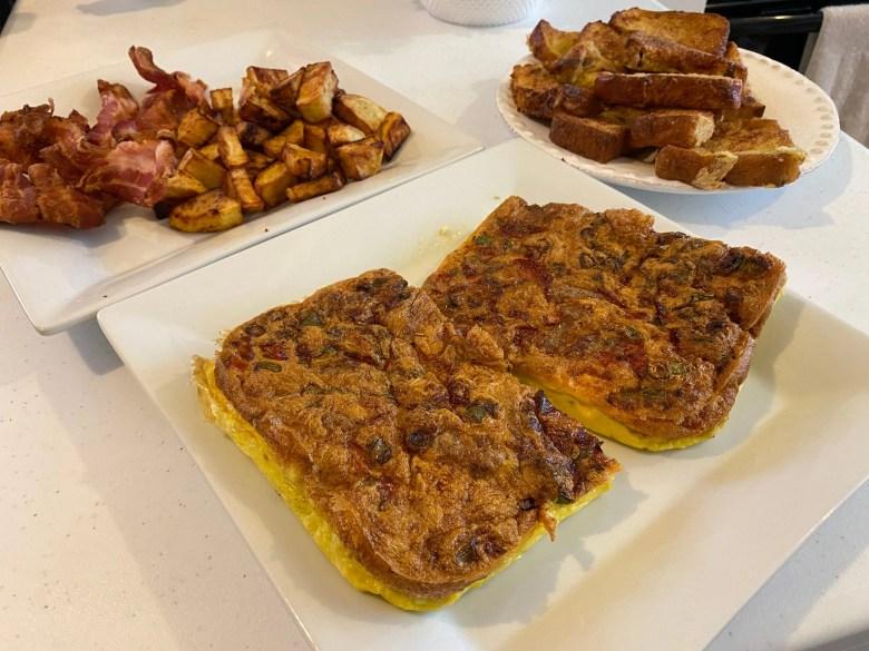 air fryer breakfasts