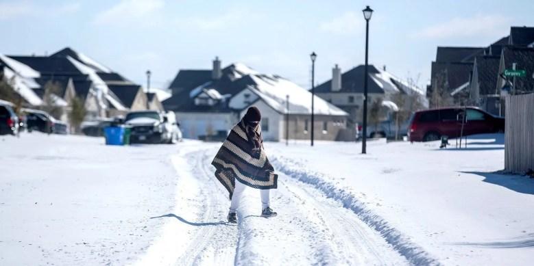winter storm snow texas