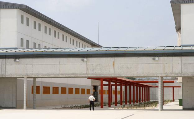Facilities of the Campos del Río prison, in a file photo.