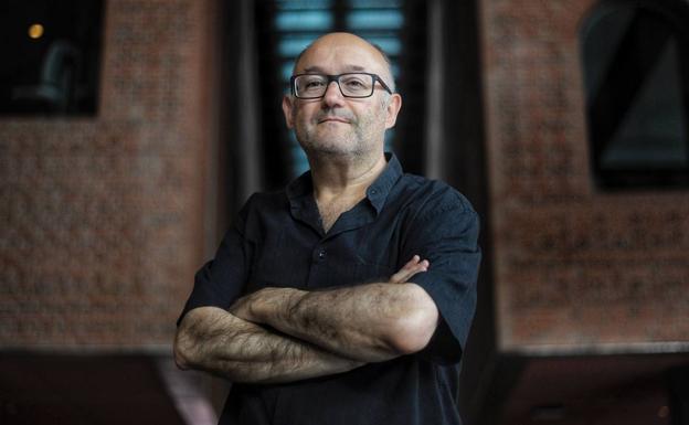 The director of the San Sebastián Festival José Luis Rebordinos.