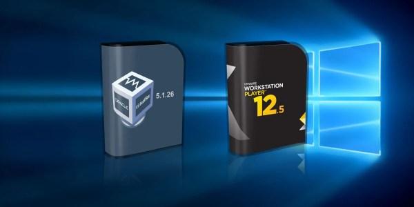 VirtualBox vs. VMware Player: The Best Virtual Machine for ...