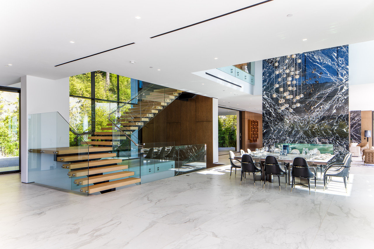 A Beverly Hills spec home is coming on the market for $37.95 million.