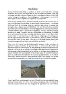 Narrative Essay Example Accident Articleeducation X Fc2 Com
