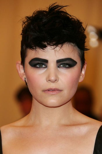 Ginnifer Goodwin MET BALL 2013