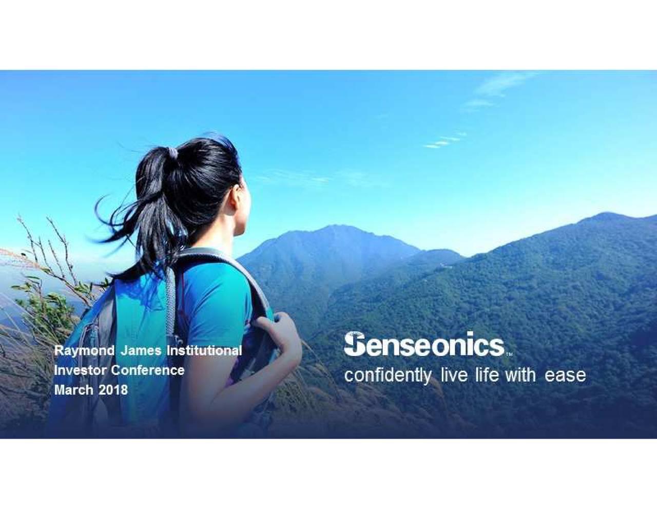 Senseonics (SENS) Presents At Raymond James 39th Annual ...