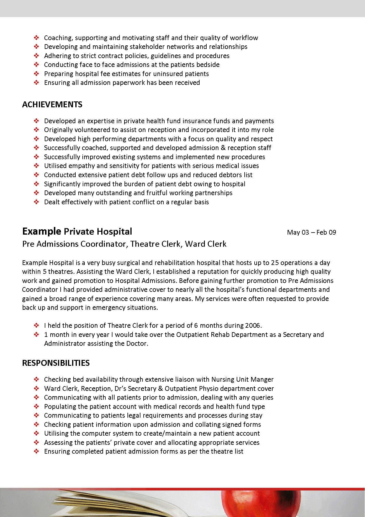 Best Service Customer 2013 Examples Resume