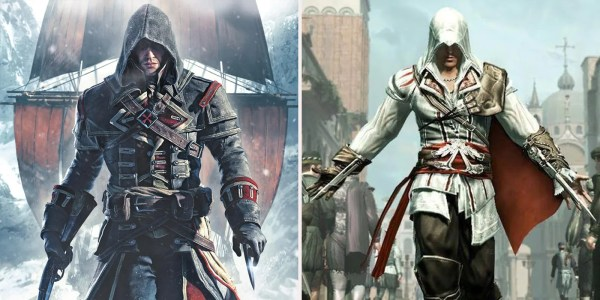 Assassin's Creed: Every Assassin Ranked | ScreenRant