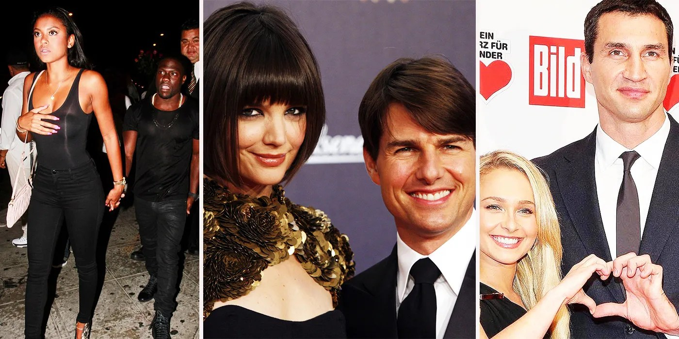 Craziest Height Differences In Hollywood Couples ScreenRant