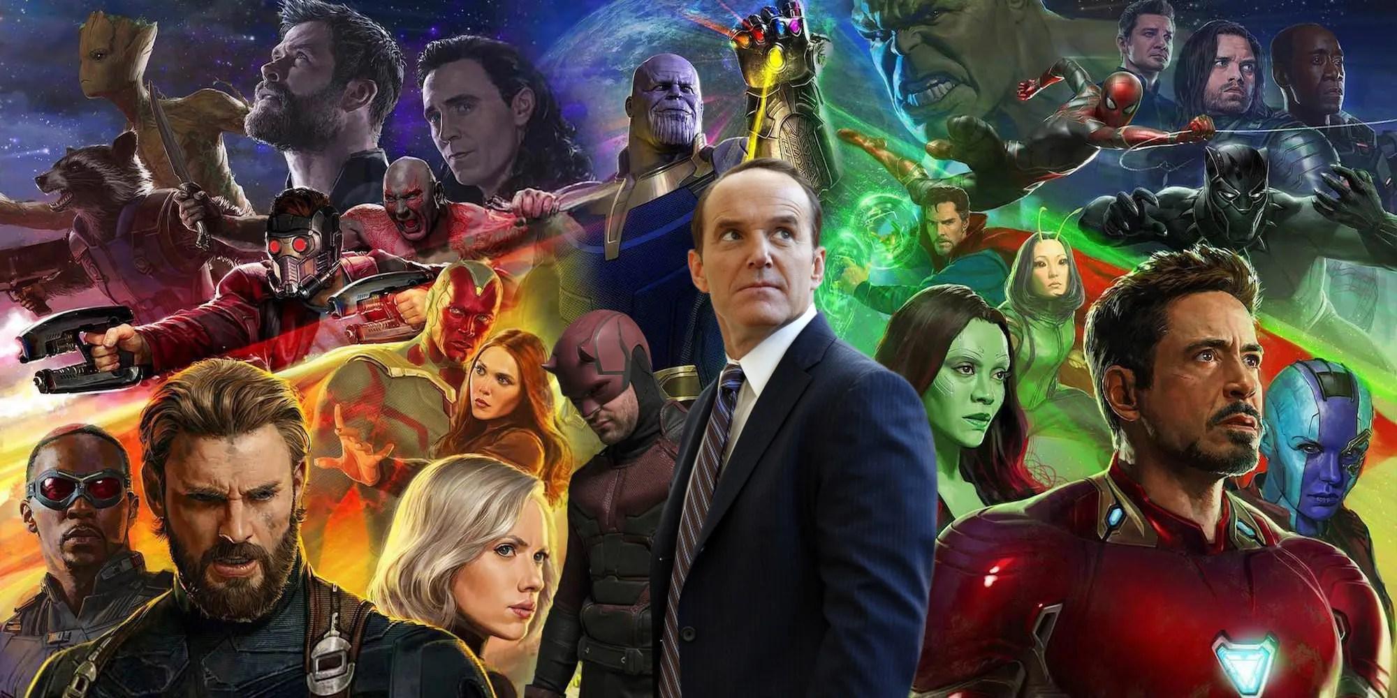 Marvel Cinematic Universe / Screenrant.com
