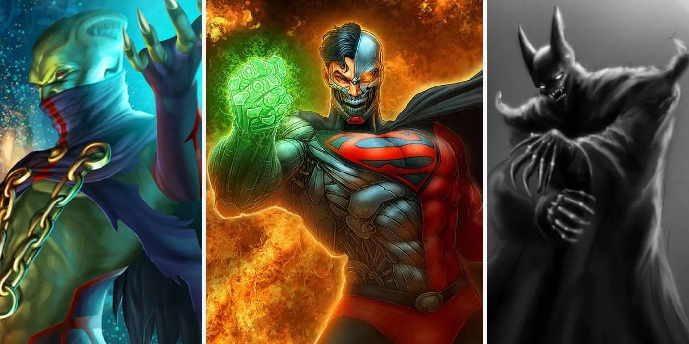 Members Evil League Justice