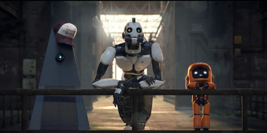 Αποτέλεσμα εικόνας για love death and robots blindspot