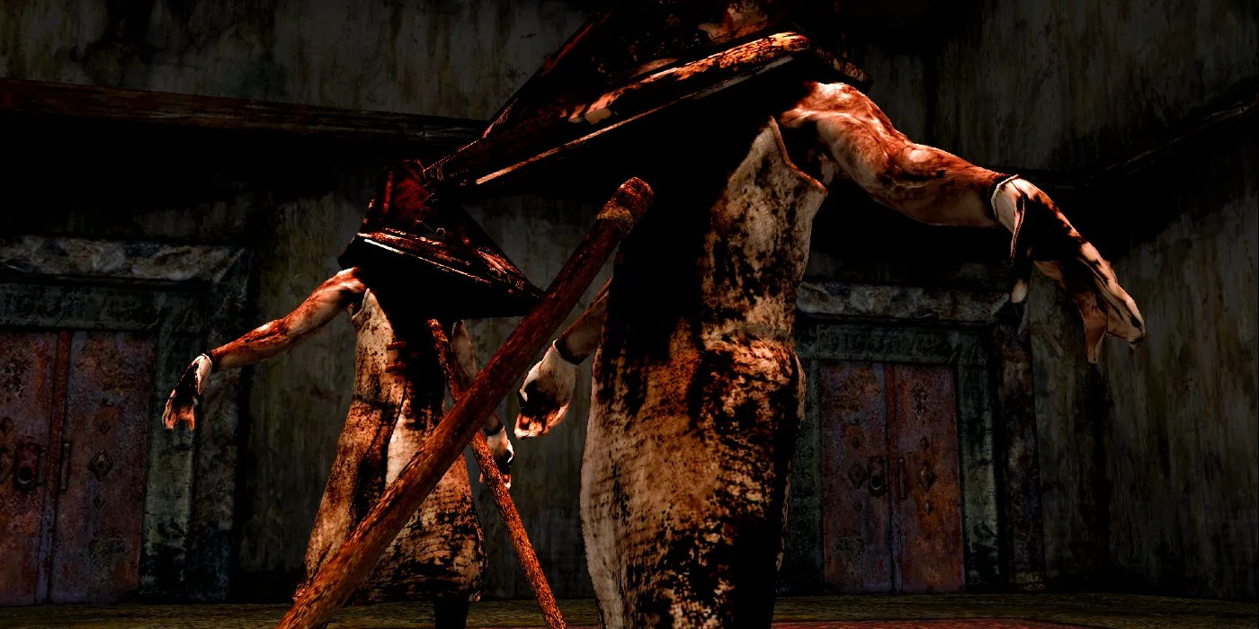The Silent Hill Artist Teases The Death Of Pyramid Head Promoting