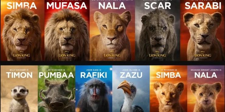 disney ranking every lion king 2019
