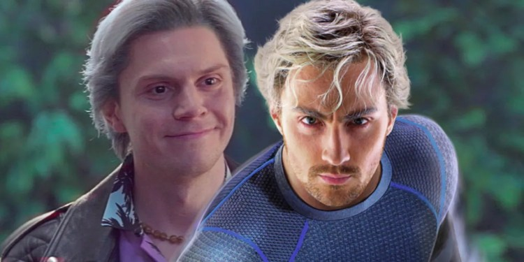 Why WandaVision's Quicksilver Is Evan Peters, Not Aaron ...