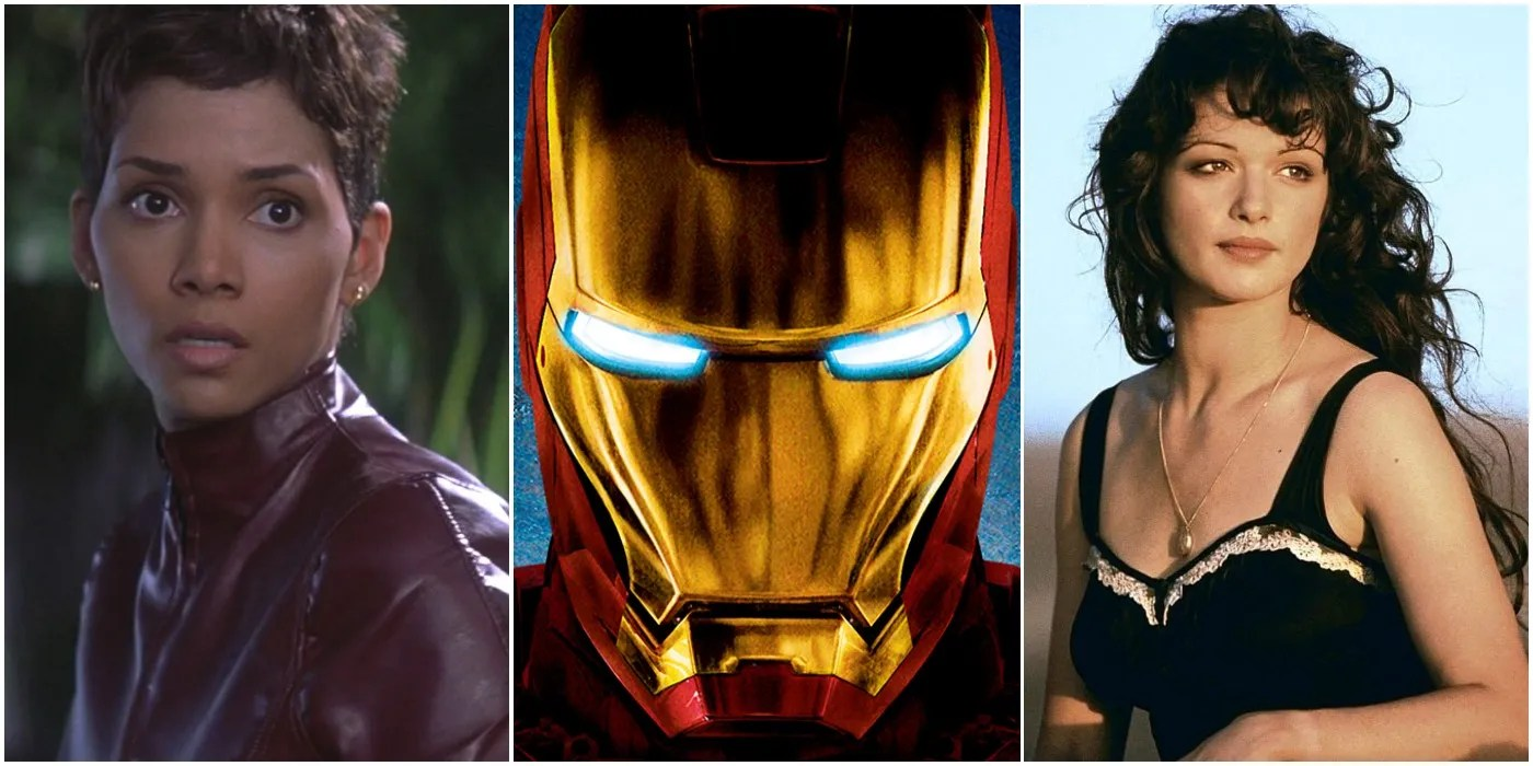 If the Iron Man movies were made in the 1990s