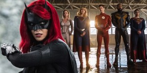 Deleting Batwoman with Ruby Rose betrayal is her key role in the crisis