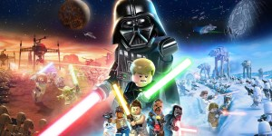 All LEGO Star Wars so far (ranked by GameSpot score)