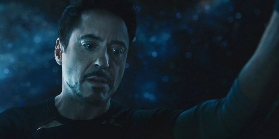 Tony and Thanos