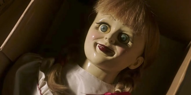 Annabelle Doll in Creation Labor Day Weekend Box Office Worst Since 1999