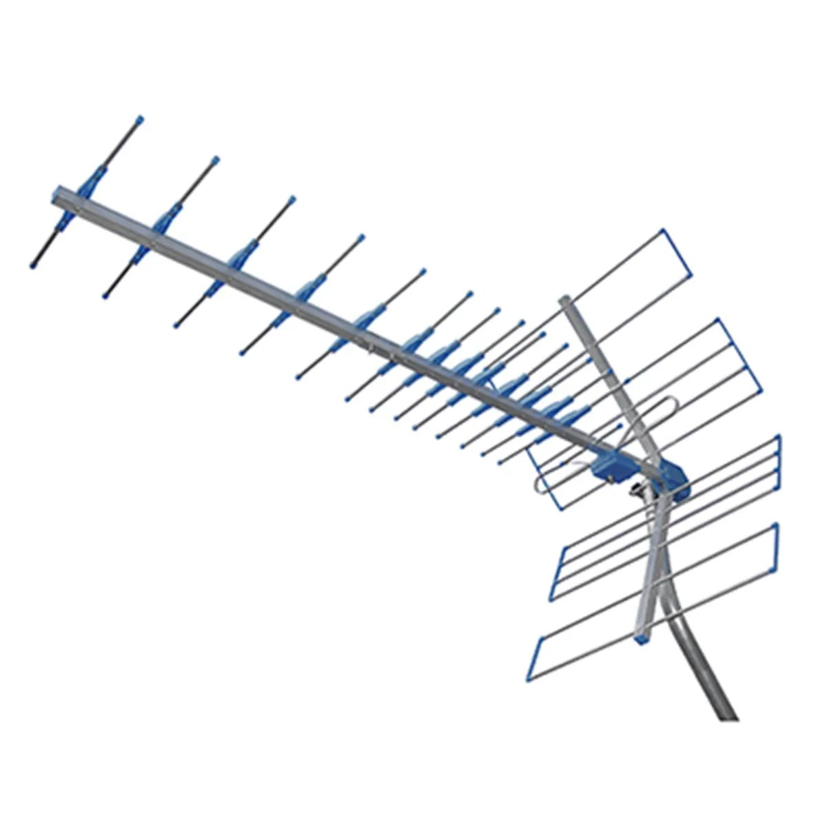 Antena Uhf Digital Prohd Proeletronic