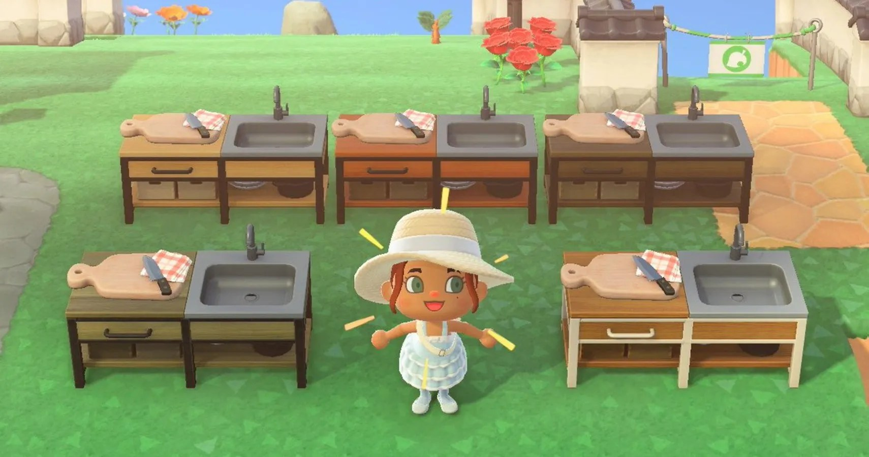 Animal Crossing: New Horizon Players Are Frustrated About ... on Ironwood Kitchenette  id=28388