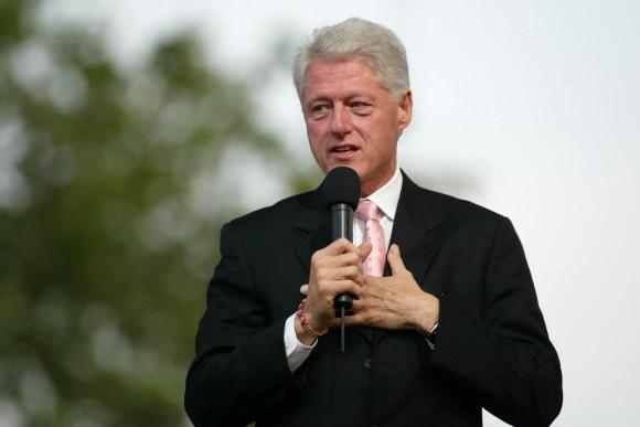 shutterstock_Bill Clinton