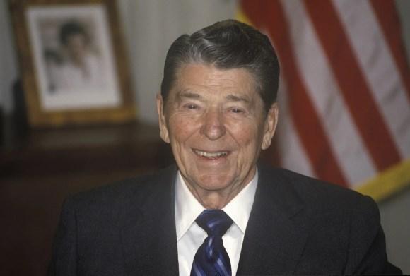 shutterstock_Ronald Reagan