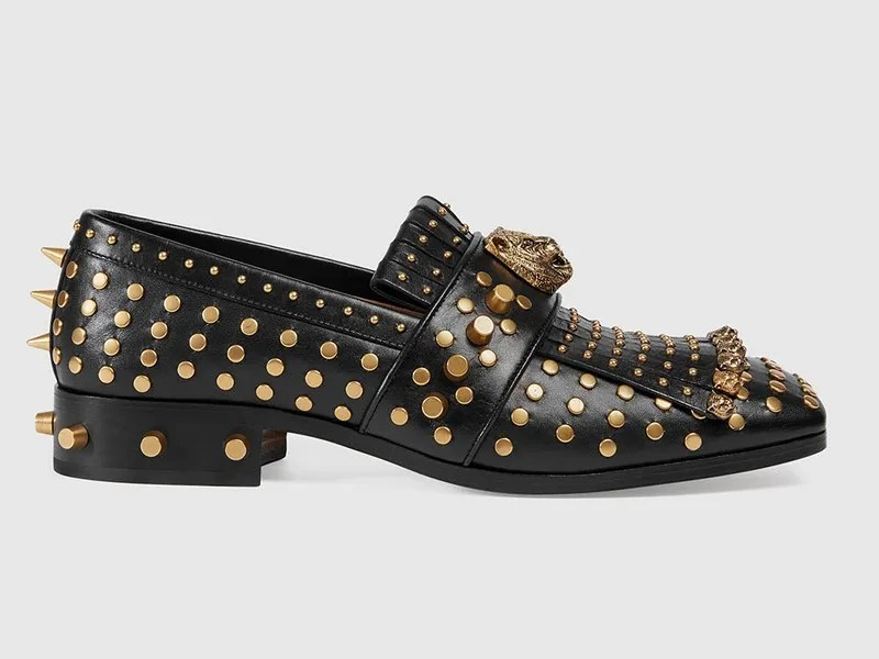 acc5ed667 Nowadays, men are all about shoes the way women are, and so, it is not  surprise many stylish men are opting for luxurious shoes fabricated in  Italy by Gucci ...