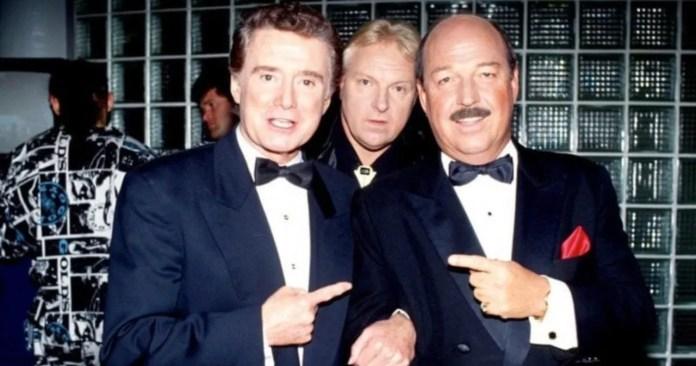 Wrestling World Mourns Passing Of Regis Philbin | TheSportster