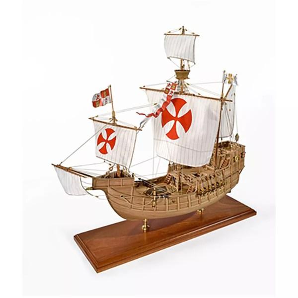 Santa Maria hajómakett építőkészlet Amati