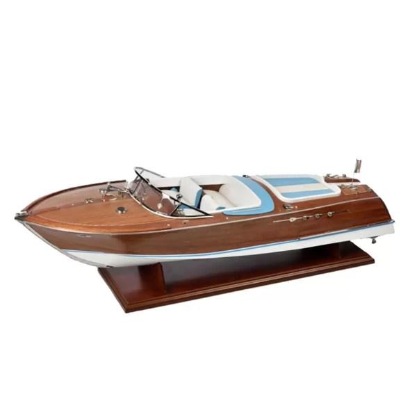 Riva Aquarama hajómodell építőkészlet Amati