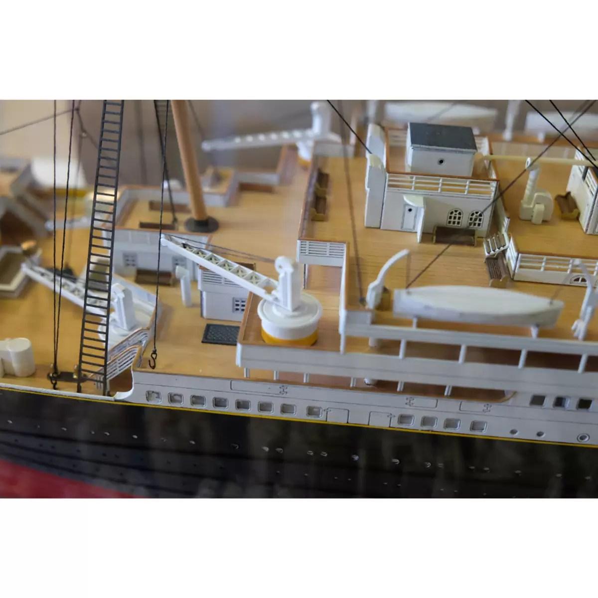 RMS Titanic Complete Kit R/C építőkészlet Mantua