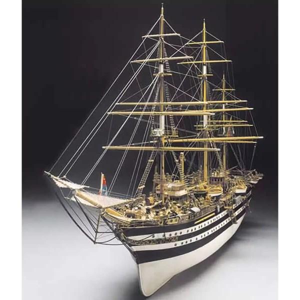 Amerigo Vespucci hajómakett építőkészlet Panart