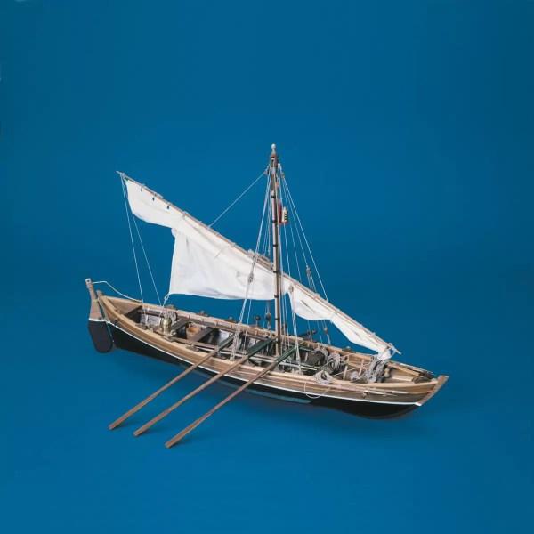 Open Whaler hajómakett építőkészlet Panart