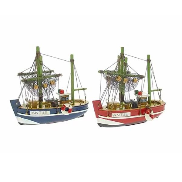 Mini halászhajó 10,5 cm Kishajó, Csónak