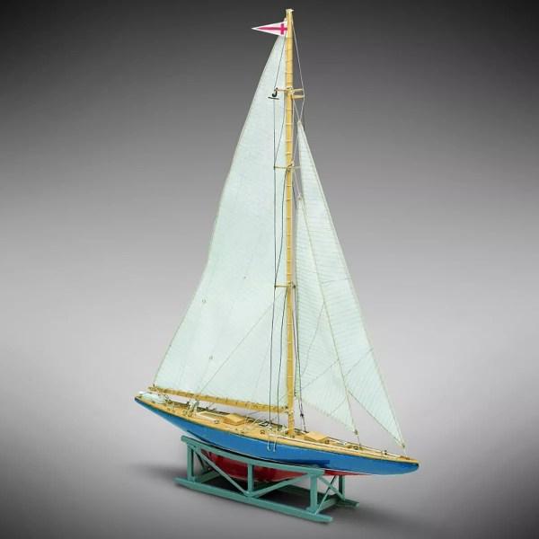 Endeavour II hajómakett építőkészlet Kezdő és gyerek kitt