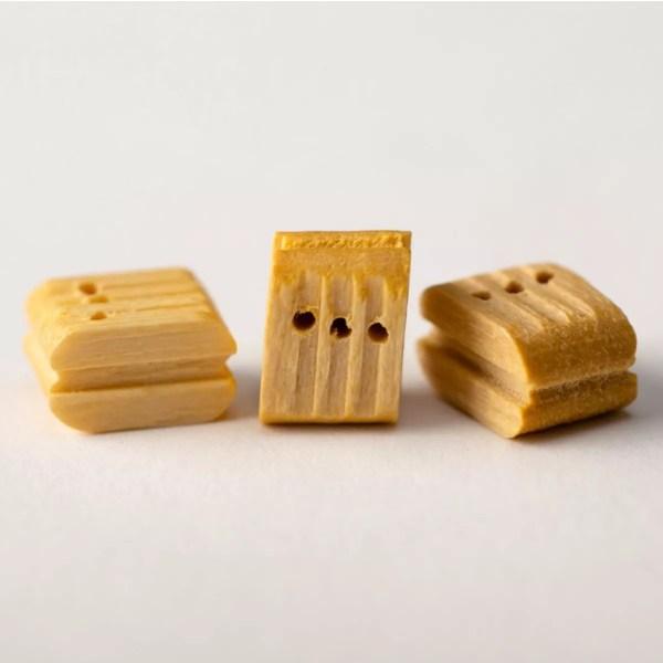 Csiga blokk három soros 7 mm 10 darab Kiegészítők