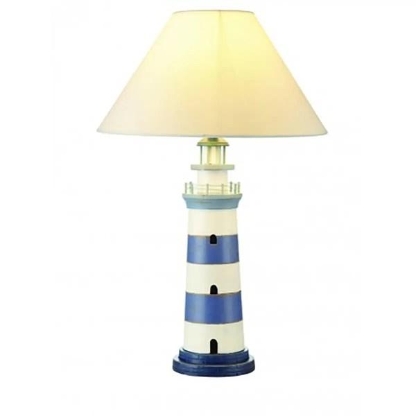 Hangulatlámpa világítótorony 58 cm Lámpa