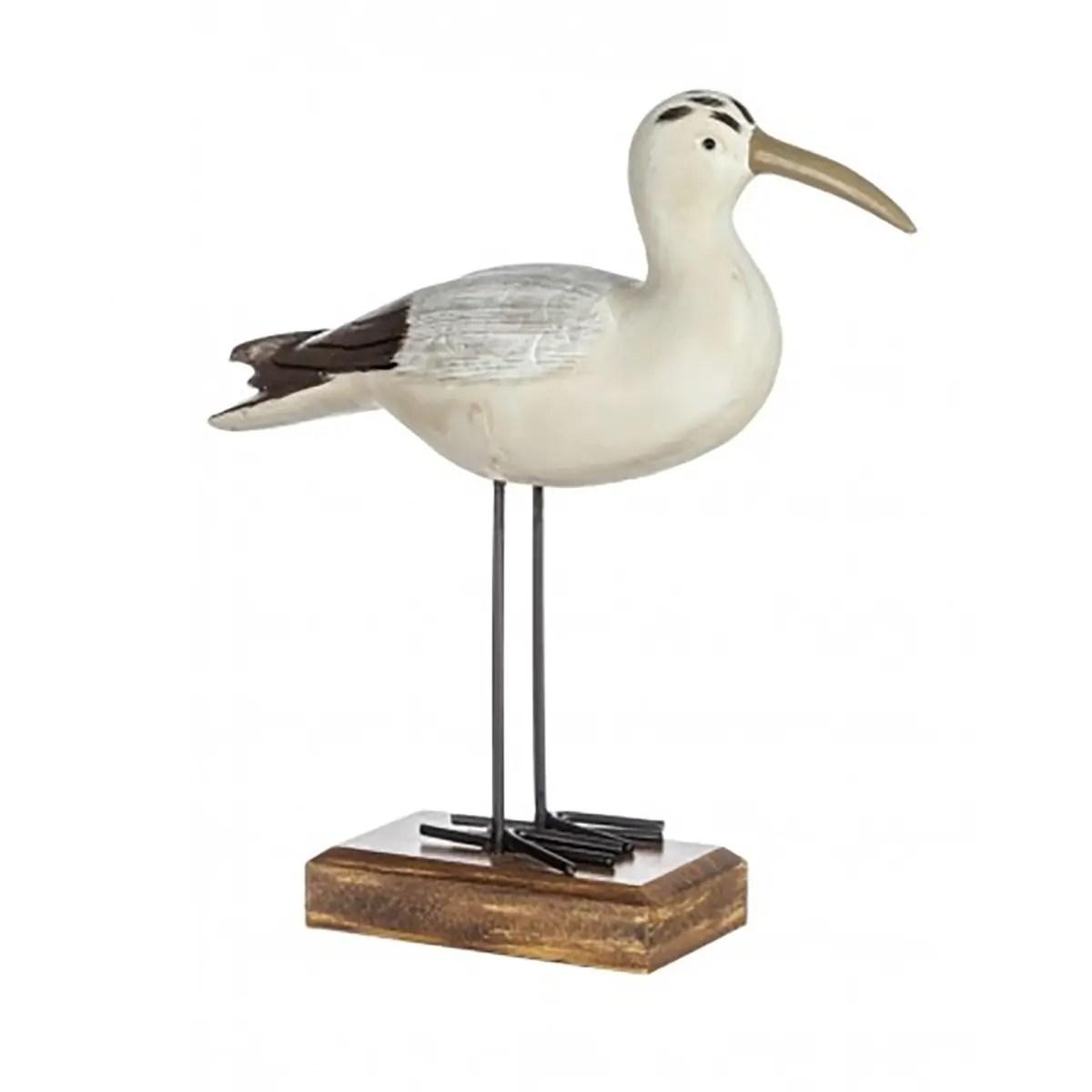 Tengeri madár 26 cm Mókás figurák, szobrok